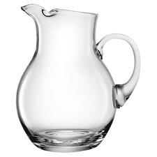 Michelangelo Glass Pitcher