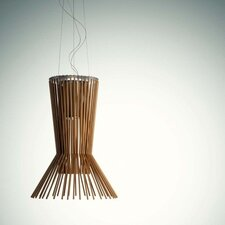 <strong>Foscarini</strong> Allegretto Vivace Pendant in Brown