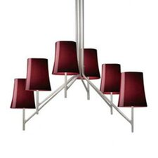 <strong>Foscarini</strong> Birdie 6 Light Chandelier