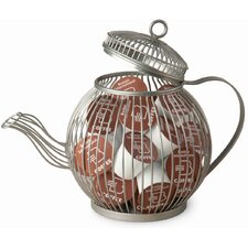 Wire Teapot K-Cup Holder