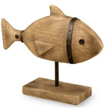 Fish Decoy Figurine