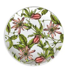 "Passion 10.5"" Melamine Dinner Plate (Set of 2)"