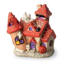 Haunted House Figurine