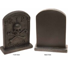 Mini Tombstone Chalkboard Buffet Marker (Set of 4)