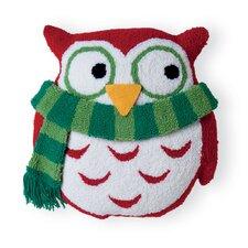 Owl 3D Hooked Pillow