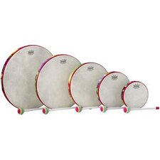 Kids Percussion Rain Forest Fabric Hand Drum Set
