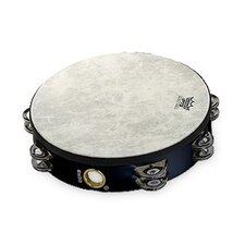 Fiberskyn 3 Single Row Jingles Pretuned Tambourine