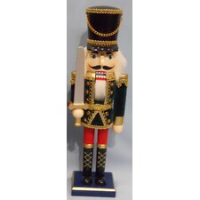 Velvet Jacket Guard Nutcracker