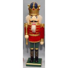 Velvet Jacket King Nutcracker