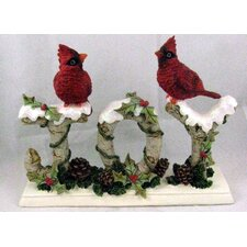 Cardinal Pair on Joy