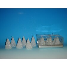 Small Tree Candles (Box of 6)