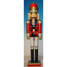 Holly King Nutcracker