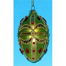 Style Opening Egg Ornament