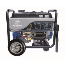 <strong>Westinghouse Power Products</strong> 6,500 Watt Portable Generator