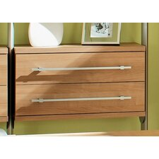 Passau 2 Drawer Storage Unit
