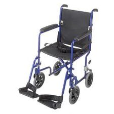 Standard Steel Transport Chair