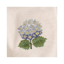 <strong>The Designs of Distinction</strong> Hydrangea Dish Towel