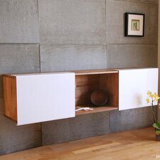 3X Wall-Mounted Shelf