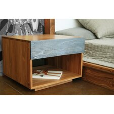 PCHseries 1 Drawer High Nightstand