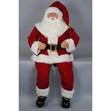 Signature Sitting Santa