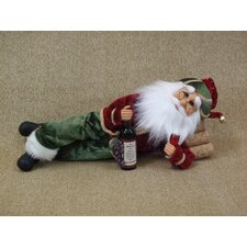 Crakewood Lying Santa with Corks