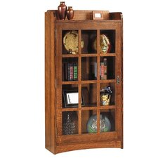 "<strong>Anthony Lauren</strong> Craftsman Home Office 62"" Bookcase"