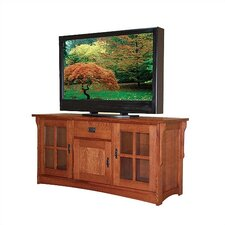"<strong>Anthony Lauren</strong> Craftsman Entertainment 65"" TV Stand"