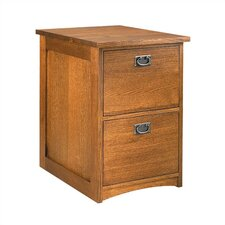<strong>Anthony Lauren</strong> Two Drawer File Cabinet