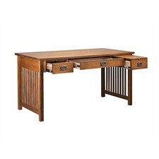 Craftsman Home Office Writing Desk