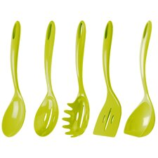 Splice 5 Piece Utensil Set