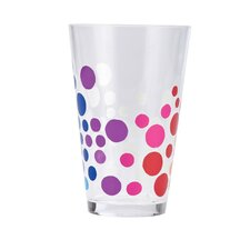 Bubble 22 oz. Highball Tumbler (Set of 6)