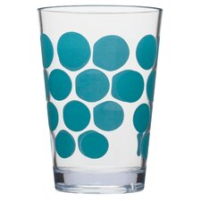 Dot Dot 7 oz. Juice Tumbler (Set of 6)