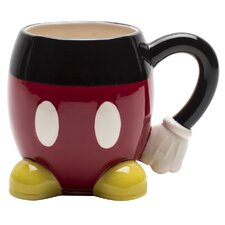 Mickey Ceramic Sculpted Mug