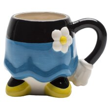 Minnie Ceramic Sculpted Mug