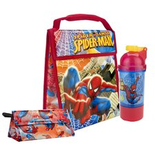 <strong>Zak!</strong> Spiderman 3 Piece Set