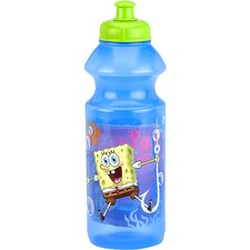 <strong>Zak!</strong> Nickelodeon SpongeBob SquarePants Sports Bottle