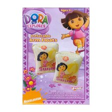 <strong>Rand International</strong> Nickelodeon Dora the Explorer Inflatable Arm Floats