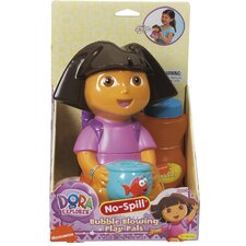 Nickelodeon Dora the Explorer Blowing Bubbles Play Pal