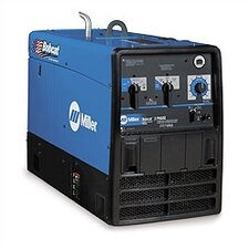 Bobcat 3 Phase Carbon Dioxide Engine Driven Welder / Generator 210A