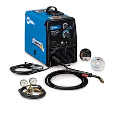 <strong>Miller Electric Mfg Co</strong> Millermatic 211 230V MIG Welder with Thermal Overload Detection