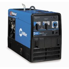 <strong>Miller Electric Mfg Co</strong> Bobcat 225 Generator Welder 225A with 23HP Subaru Engine and Standard Receptacles