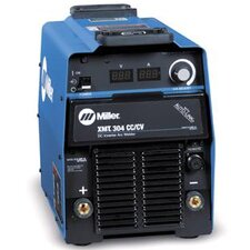 304 CC/CV Power Source Multiprocess Carbon Dioxide Welder 400A with Auto-Link and Auxiliary Power