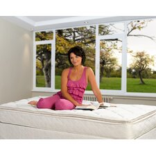 <strong>Wolf</strong> Slumber Express Orthopedic Back Aid Pillow Top Mattress
