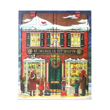Musical Toy Shop Advent Calendar