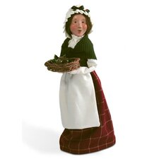 Mrs. Cratchit Figurine