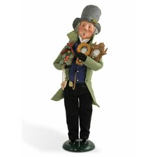 Clockmaker Figurine