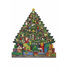 <strong>Byers' Choice</strong> Christmas Tree Advent Calendar