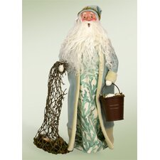 Nautical Santa 2013 Figurine