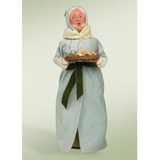 Nautical Mrs. Claus 2013 Figurine