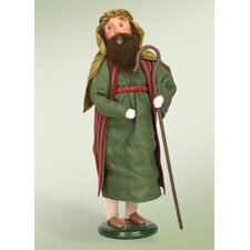 Shepherd Man Figurine